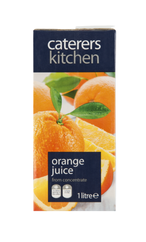 Orange Juice 1ltr